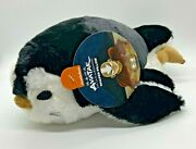 Otter Penguin Avatar The Last Airbender 8 Plush Licensed Authentic New W/ Tags