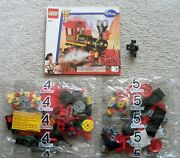 Lego Disney Toy Story - Rare - Train Engine Bags 4 And 5 W/ Inst - From 7597 - New