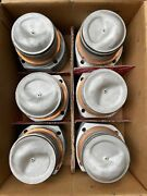 Porsche 911 2.7 Mahle Piston And Cylinder Set 90mm Zn2 W6 2.7l