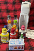 Sodastream C100/cool A200/ Jet Sparkling Water Maker In White
