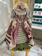 Katherineand039s Collection Victorian Mannequin Doll By Wayne Kleski Used
