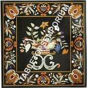 36 Marble Top Dining Table Marquetry Inlay Pietra Dura Garden Decorative H5671a