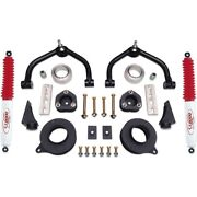 Tuff Country 34106kn Suspension Lift Kit 2009-16 Dodge Ram 1500 4wd Lift 4 Fron