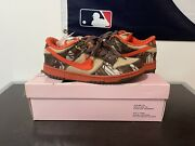 Nike Sb Dunk Low Pro Reese Forbes Hunters 2004