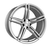 19in Stance Wheels Rim Mercedes E C S Class 5x112 Staggered W/michelin Tires