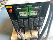 Aker Wade Forklift Battery Charger Twinmax 15c 7vf3 Express Charger