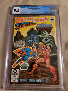 Dc Comics Presents 47 Cgc 9.6. 1st Appearance Of He-man And Skeletor In Comics
