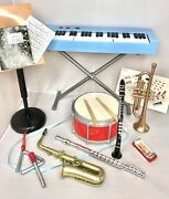 Our Generation 18 Doll School Band Musical Instruments Set