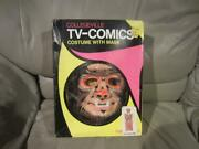 Monster Squad 1979 Wolfman Vintage Tv Show Collegeville Halloween Costume W/box