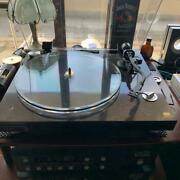 Record Player Turn Table Teac Tn570 Moving Works
