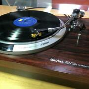 Moving Works Ql-7r Record Player Victor Direct Drive