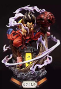 Anime One Piece Gear Fourth Snakeman Luffy Pvc Action Figure Collect Statues Toy