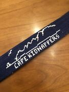 Very Rare Smathers And Branson Cape Kidnappers Belt Size 36 Tara Iti