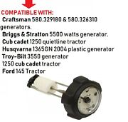 For Generators And Tractor Models Replacement Fuel Cap Gauge Assembly Gas Tanks
