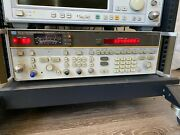 Hp 8673e Synthesized Signal Generator 2.0-18.0 Ghz Functional
