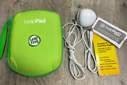 Leapfrog Leappad 2 Monsters Inc Explorer Bundle With 3 Games And Case Lot
