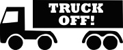 30cm Truck Stickers Waterproof Long Lasting Quotes And Imagestruck Customising
