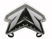 Shadow Integrated Tail Light W/ Diffuser C.w. Mph-40041sd Kaw Zx6r And Z125 Pro