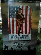 2002 Sideshow Bayonets And Barbed Wire 3rd Series Us 5th Marine Infantry Figure