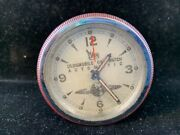Rare Vintage 515253 Oldsmobile Car Clock For Steering Wheelmotion Activated