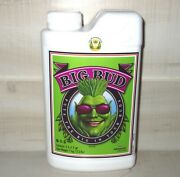 Advanced Nutrients Big Bud - 1 Liter Harvest Bloom Booster - Free Shipping