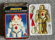 Mego 1976 Micronauts Force Commander Airfix Used With Box