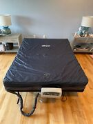 Drive Medical 14060 Med Aire Plus Bariatric Heavy Duty Low Air Loss Mattress