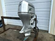 2003 Honda 225hp 225 Hp Outboard Engine - 4 Stroke - Low Compression