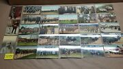 Lot Of 28 Vintage Wwi Postcard Army Foreign Military Underwood And Underwood 1917