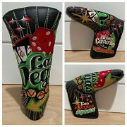 Scotty Cameron Headcover 2012 Las Vegas High Roller Putter Cover Golf New