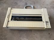 549b - Vintage Apple Image Writer Ii Printer A9m0305 W/ Power Cord Cable