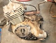 1985 Honda Big Red 250es Engine Includes Top End Oem Does Not Run Parts Engine