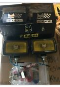 Marchal 859 Gt - Phares Antibrouillards Jeep Yj Wrangler Marchal 859 Gt Covers