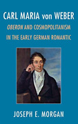 Carl Maria Von Weber And The Coscb Uk Import Bookh New