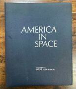 Franklin Mint America In Space First Edition Complete Sterling Silver Proof Set