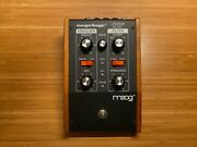 Moog Moogerfooger Mf101 Lowpass Filter With Power Supply