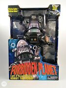 Forbidden Planet Light And Sounds Walking Robby The Robot 15 Inch Uk Stock