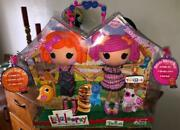 Lalaloopsy Twinssunnyside And Berry Jars And039nand039 Jamfull Size Dollstoys And039rand039 Us Only