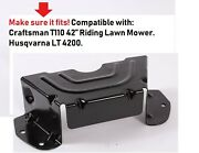 Mower Deck Belt Cover Fits Your Lawn Mower Tractor Replacement New Yard Part