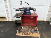 Ammco 4000 Disc And Drum Brake Lathe With Tooling And 6950 Twin Facing Tool