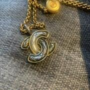 Vintage Necklace 1990s rare Product. Itand039s Hard To Find.