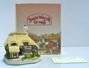 David Winter Ashe Cottage Cottages Collectors Guild Issued 1994