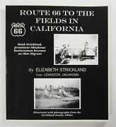 Bakersfield Kern County Family History Dust Bowl Okie Migration Cotton Potatoes