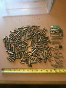 Lot Of 162 Clevis And Cotter Pins, Sailboat Deck Gear For Repair Or Extra Parts