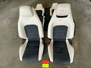 15 Mercedes Benz Amg C63 W204 Oem 507 Front Rear Leather Seats 12-15 2dr Coupe