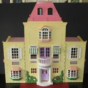 Fisher Price Loving Family Dollhouse Dolls And Furniture Accessories