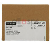 Simatic Kommunikationsprozessor Cp 1542sp-1 6gk7542-6ux00-0xe0 Ns