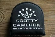Scotty Cameron Custom Shop Us Flag Round Mid Mallet Lh Headcover