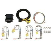 Holley 554-186 Efi 8-channel Egt Kit Universal Application Compatible With Holle