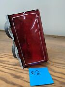 1977 1978 1979 Right Lincoln Continental Town Car Taillight Collector Series Oem